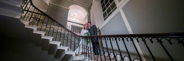 Saltmarshe Hall staircase