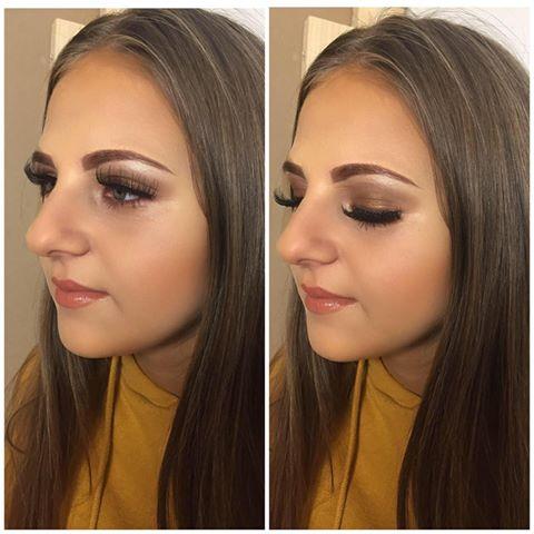 Nicola Welford makeup artist